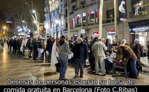 España: impunidad descarada de los gobernantes y un pueblo anestesiado