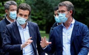 Cuidado con Feijóo porque es el viejo PP fracasado y traidor de Rajoy