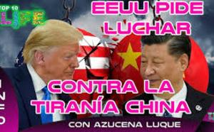 """La batalla entre China y Estados Unidos por el liderazgo mundial es la verdadera """"Tercera Guerra Mundial"""""""