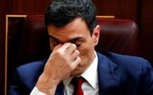 El gobierno de Pedro Sánchez, en crisis profunda, debe dimitir y convocar elecciones