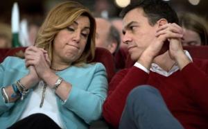 Lucha a cuchillo en el socialismo andaluz