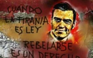 Una de las imágenes que circulan por España condenando la figura dictatorial de Pedro Sánchez