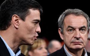 Zapatero y Sánchez, los dos principales artífices del desastre de España