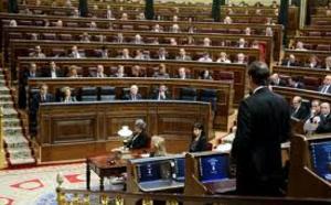ESPAÑA: UN PARLAMENTO DE ESCLAVOS Y DE PARTIDOS ANTICONSTITUCIONALES