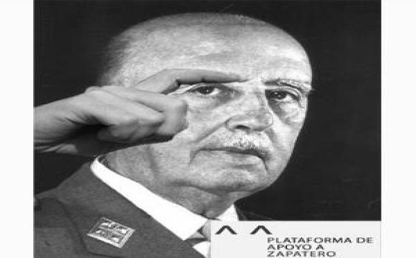 El regreso curioso del general Franco (humor dominical)