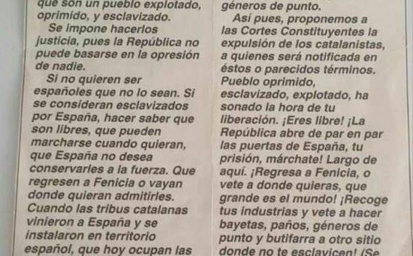 LA ENORME RESPONSABILIDAD CONTRAÍDA POR RAJOY EN CATALUÑA