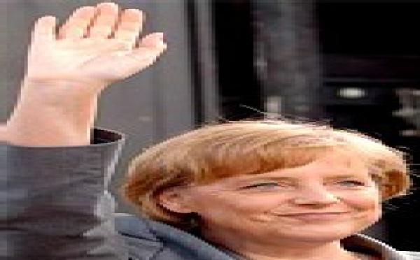 Merkel, un nuevo grano para España