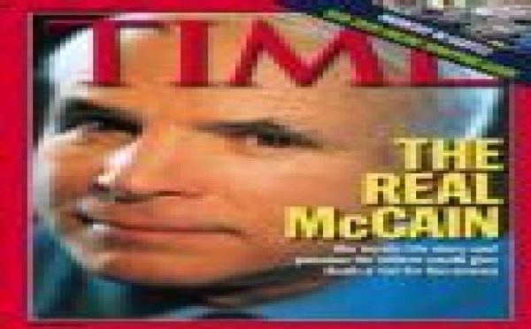 McCain, el más que probable próximo presidente de Estados Unidos