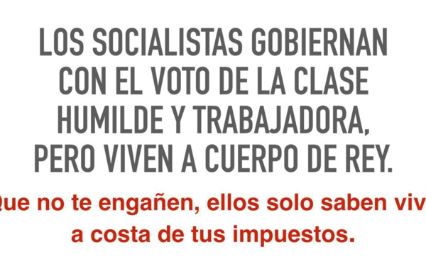 España debe a sus políticos ser un país marcado por la corrupción