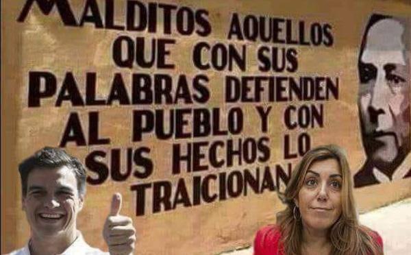 El gobierno de Pedro Sánchez es una aberración antidemocrática mundial