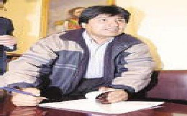 Don Evo Morales, otro grano en el culo de Washington