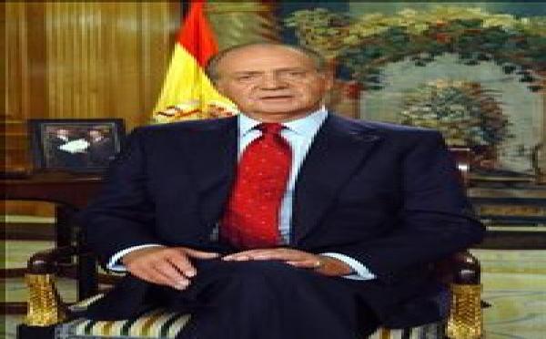 El Rey tira de las orejas 'discretamente' a los políticos histéricos españoles