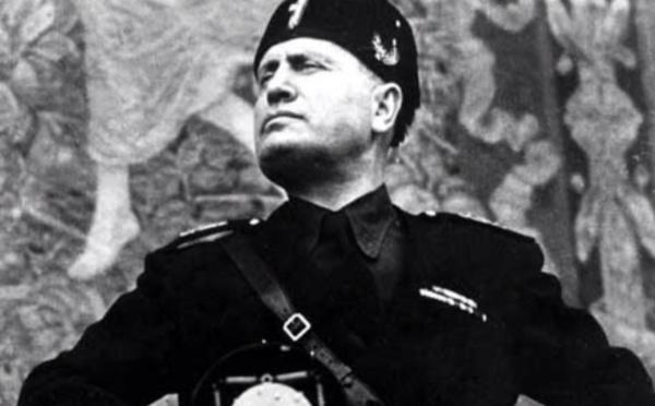 Los verdaderos fascistas son los que llaman fascistas a todos los que piensan diferente