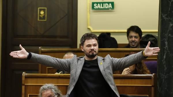 El sistema político español ya no puede esconder su basura
