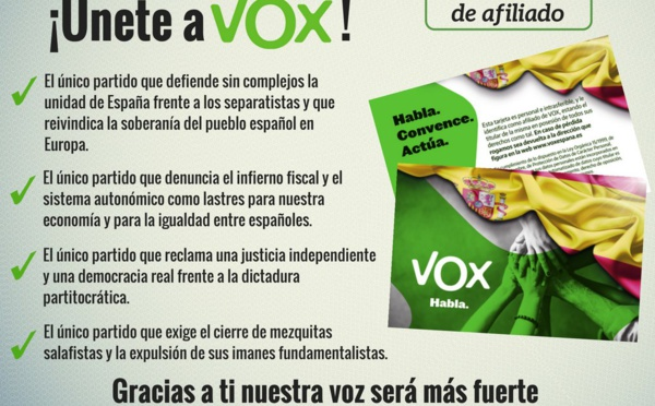 No soy de VOX