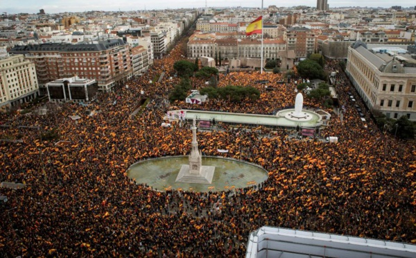La España digna y decente declara la guerra a Pedro Sánchez