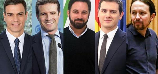 España, victima del binomio terrible PSOE-PP, está llena de ciegos, sordos y lobotomizados