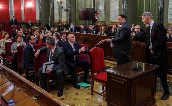 El independentismo catalán quiere convertir el juicio a sus dirigentes en un juicio a España