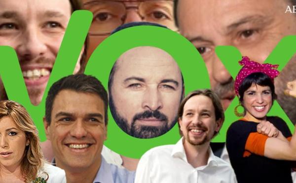 """¿Ganará las elecciones la """"España cabreada""""?"""