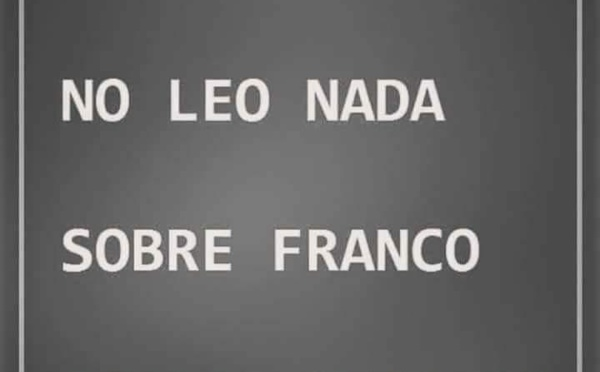 Los herederos del Frente Popular derrotado en 1939 quieren desenterrar a Franco para humillar a los vencedores
