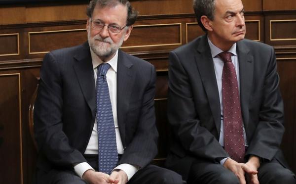 Rajoy y Zapatero, verdugos de España, deben esconderse