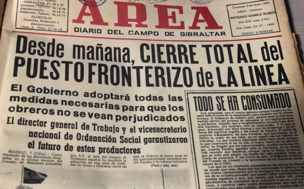Gibraltar, la gran vergüenza de la falsa democracia española