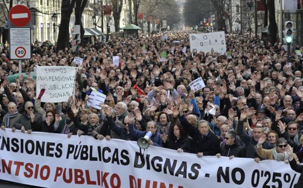 El gran misterio que el poder oculta: la bajada de las pensiones