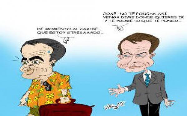 Bono pasa a la 'Reserva' y se convierte en la 'alternativa' de Zapatero