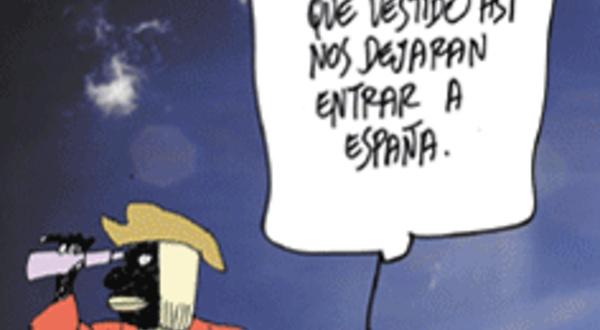 """""""Aportaciones"""" de Marruecos a su vecina España"""