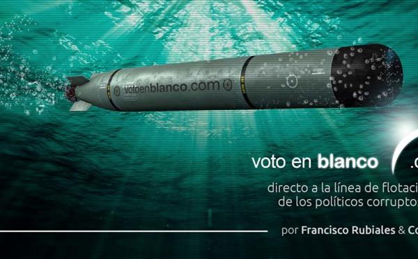 VOTO EN BLANCO cierra hasta septiembre
