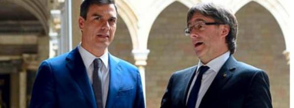 España: la democracia hostil