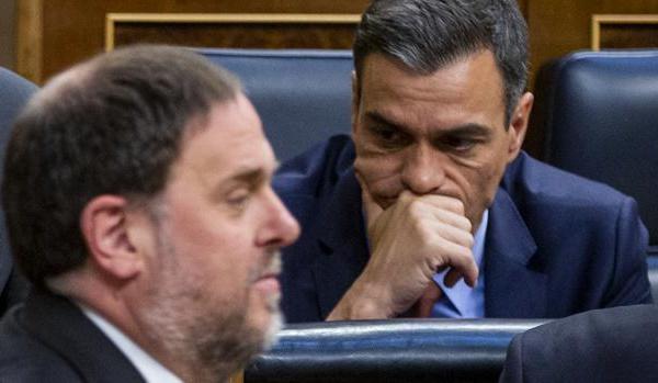 El independentismo duda si le conviene o no que Sánchez gobierne España