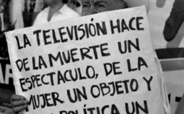 Contra la perversión de nuestros hijos en las escuelas y contra la televisión que nos envilece