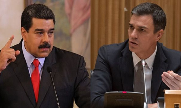 ¿Que se oculta detrás de las relaciones entre el gobierno de Sánchez y Venezuela?