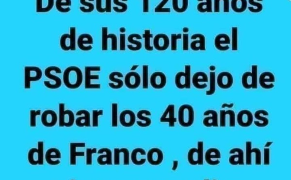 La inmensa degradación de los socialistas españoles