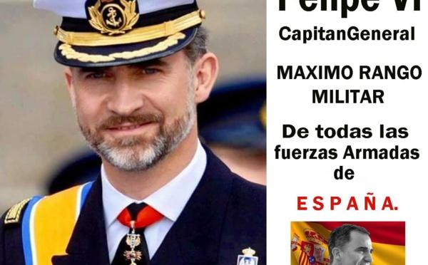La tragedia de la desgraciada España
