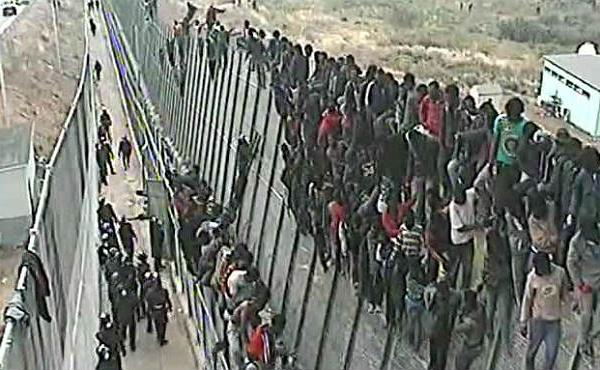 África, infectada y presa del pánico, intentará invadirnos