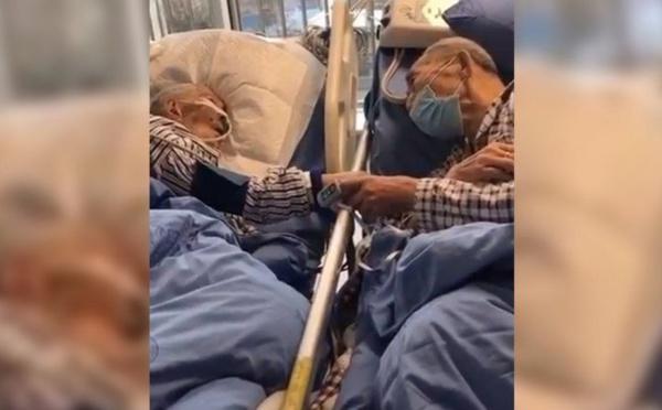 El gobierno de España profana y degrada la muerte de los ancianos