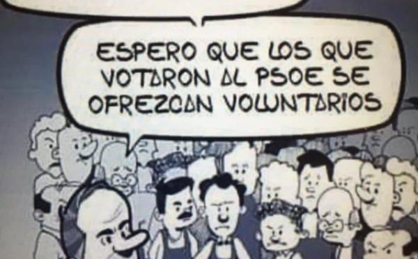 """El """"estigma"""" de ser socialista o comunista en España"""