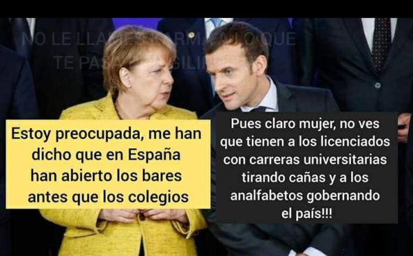 Las instituciones del Estado español han fracasado y no sirven