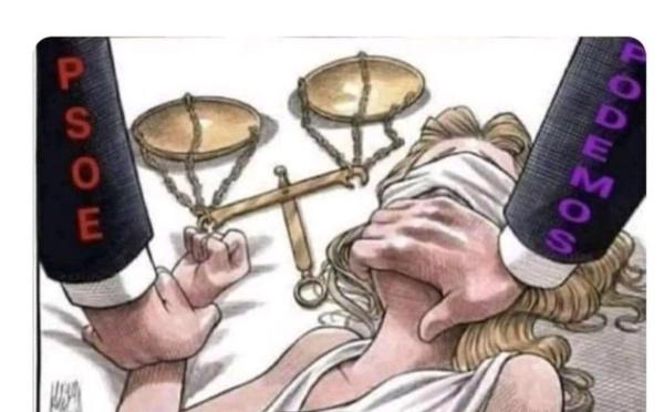 Malditos políticos corruptos que corrompen