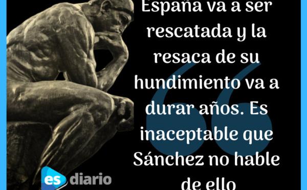 La verdad desnuda: España ha sido humillada y rescatada