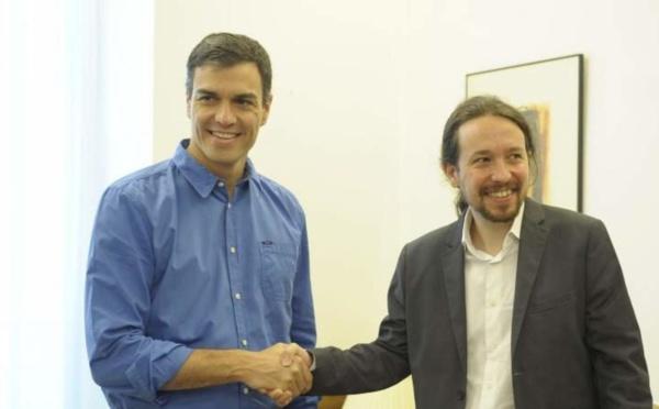 No culpéis a Pablo Iglesias sino a Pedro Sánchez