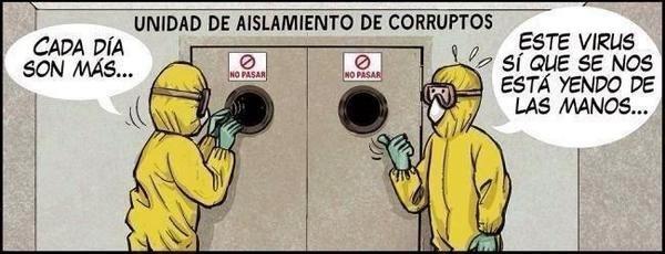 """¿Es España un """"Estado fallido"""" o un """"Estado secuestrado"""" por indecentes y sinvergüenzas?"""