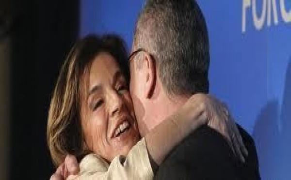 """La corrupción de los políticos no es """"un reflejo de la sociedad"""", como afirma Ana Botella, la esposa de Aznar"""