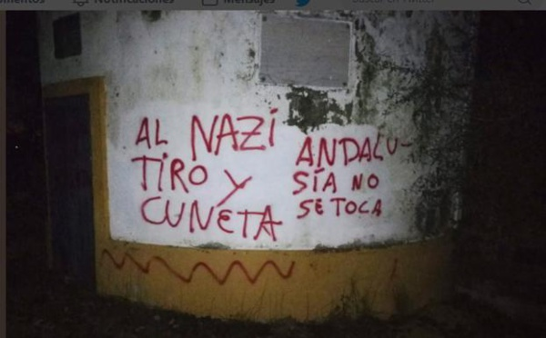 LA POLÍTICA ESPAÑOLA, LLENA DE GENTUZA, SE SUSTENTA EN EL ODIO