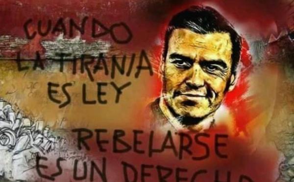 Los comunistas controlan el mundo odioso de las dictaduras de partidos