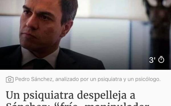 El mayor éxito del PSOE es haber anestesiado a los españoles
