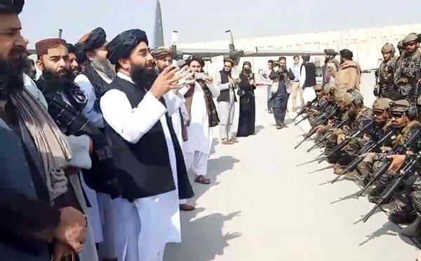 La derrota de Occidente en Afganistán