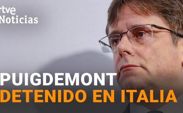 Intensas sospechas y recelo en torno a la detención de Puigdemont